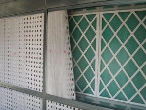Filtres pour cabines